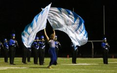 Marching Band competes in Western Band Association championships