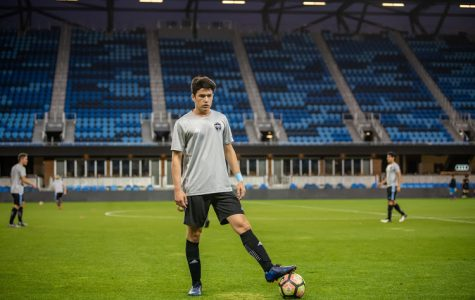 James Wangsness: Soccer ambitions soar to new heights at Princeton