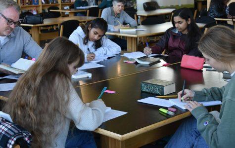 Creative Writing class debuts at Los Altos
