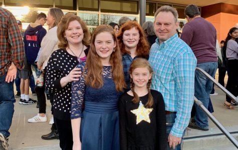 Elizabeth Barnett: singing her way to honor choir