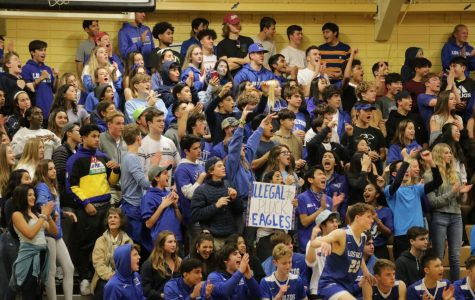 Confidence soars high with the Eagles at Mountain View game