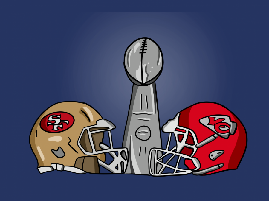 The San Francisco 49ers and the Kansas City Chiefs will face off in the Super Bowl LIV on Sunday, February 2.