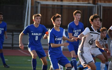 Varsity boys soccer finishes season in CCS quarterfinals