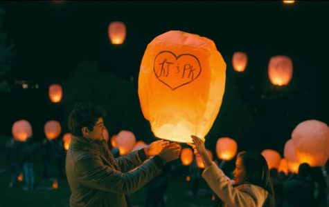 "Lara Jean Covey (Lana Condor) and Peter Kavinsky (Noah Centineo) release a paper lantern on their first date together. ""P.S. I Still Love You"" was a lukewarm follow up to ""To All The Boys I've Loved Before"" as it fails to back up the chemistry of its leads with solid story."