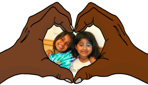 Staff writer Kaavya Butaney on the left and staff writer Vaishu Sirkay on the right. Kaavya and Vaishu write about how their friendship has developed over the years.