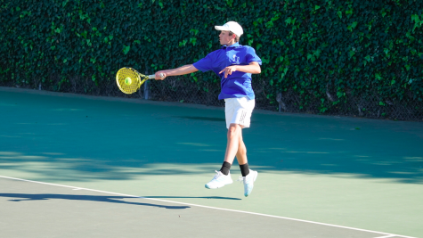 Matteo Antonescu frames his future with tennis