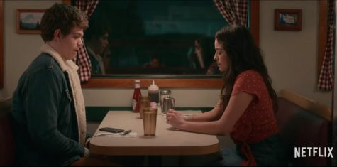 "Paul Munsky (Daniel Diemer) and Aster Flores (Alexis Lemire) on their first ""date."" ""The Half of It,"" directed by Los Altos alum Alice Wu is a sweet and clever rom-com that breathes life into the genre."