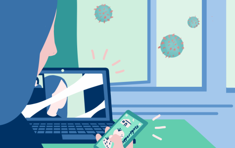 Staff writer Kaavya Butaney writes about her experiences using technology during the coronavirus pandemic.