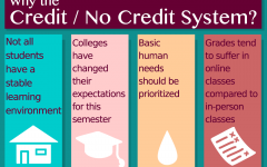 Teachers Michelle Bissonnette and David Campbell guest write in support of the credit/no-credit grading policy for the spring 2020 semester.
