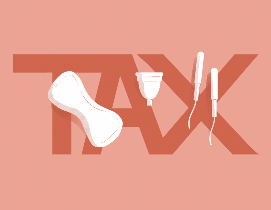 The tampon tax should be eradicated and period products should be considered essentials, argue writers Kate Stadler and Nina Crofts