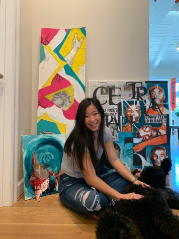 Art was never just a phase for junior Bailey Fu. A little over a year ago, Bailey launched ArtSprouts, a platform that features local students' art, displaying over 140 artworks from 50 unique artists around the community.
