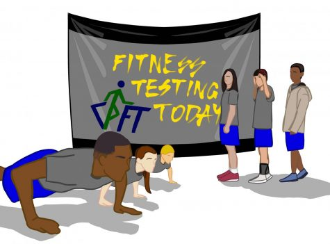 Opinion: Governor Newsom's proposal to suspend fitness tests is a step in the right direction