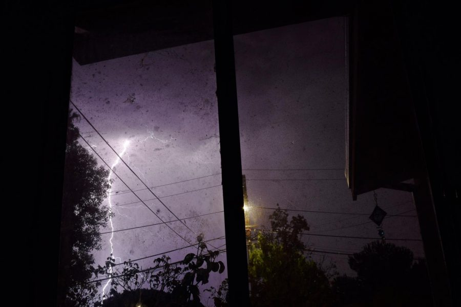 Early morning on Sunday, August 16, lightning strikes rampaged the Bay Area. It begs the question: Is this a normal occurrence, or does man-made climate change play a part? And what can we do to help?