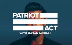 Hasan Minhaj's talk-show