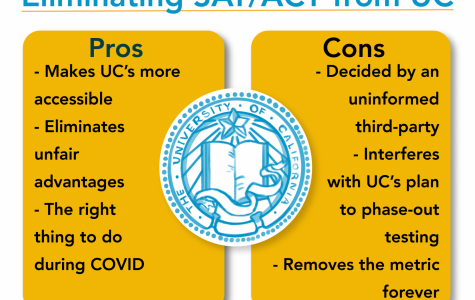 UCs must remove SAT and ACT from admissions: Was it the right decision?