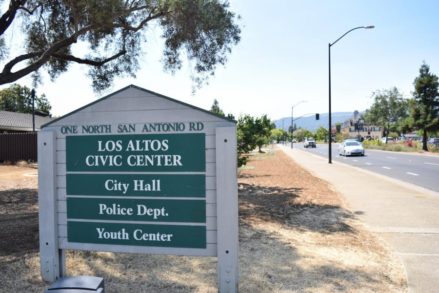All seven Los Altos City Council candidates answered questions in last night's forum.