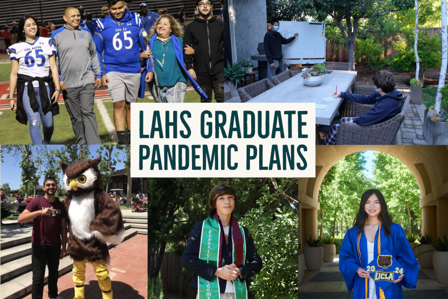 Post-grad plans during a pandemic