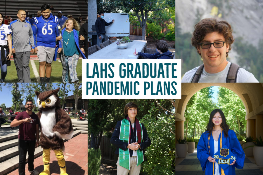 The Talon interviewed several Los Altos High School graduates to give you a look into college life, distance learning edition. While some students are learning virtually, others have chosen to defer their first year. Continue reading to learn about how the pandemic has affected these graduates' decisions.
