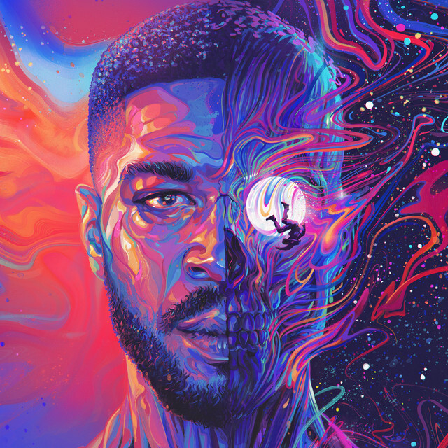 To conclude the legacy built over countless years and albums, Cudi returns with the final installment of his Man On the Moon series which covers the trials and tribulations of his life.