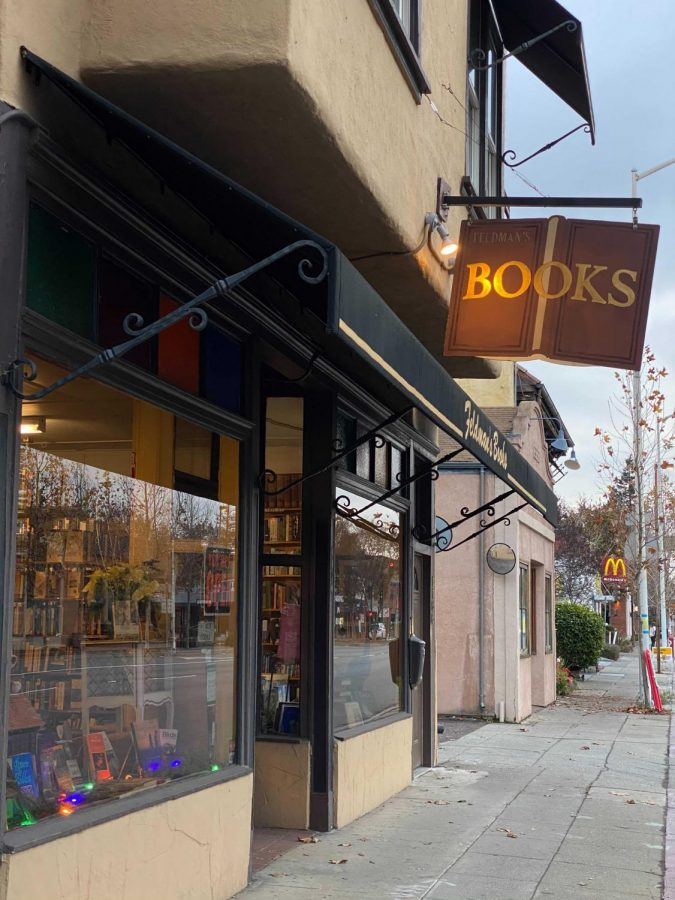Feldman's Books is the last used bookstore in Downtown Menlo Park. Still exuding an old-timey charm and selling thousands of second-hand books to the community, Feldman's is faced with possible closure during the pandemic.