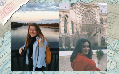 Nearly 20 years apart, senior Kate O'Neal and Los Altos High School counselor Dafna Adler traveled across the world to study abroad in France  and fully immerse themselves in the culture. Regarding it as one of the most magical experiences of their lifetimes, both are now strong advocates for international study in high school and college.