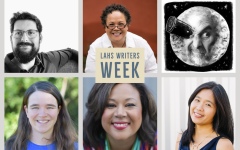 Since 1985, local writers from all professional backgrounds have presented their life's work to the LAHS student body. Writers Week 2021 will feature authors, journalists and screenwriters from around the world who'll share their craft via Zoom throughout the coming week.