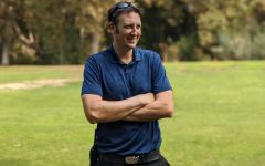 Abe Roof, Los Altos High School's new girls golf coach, has been playing golf since elementary school. He also has a long held passion for studying history. Even though the two don't seem to go hand in hand, Roof is able to see there are more similarities than what meets the eye.