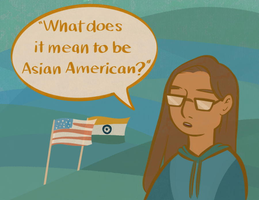 The Asian American identity is a constant crisis for many and reconciling the relative privilege of one's experience with the discrimination that is faced is a critical part of acceptance of oneself and identity.