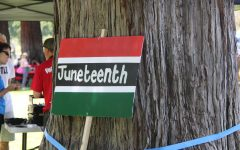 Juneteenth is the commemoration of the liberation of the last enslaved people in the Confederacy in 1866. The Justice Vanguard organized and hosted their first ever Juneteenth festival today to celebrate the steps taken towards the liberation and freedom of the Black community.
