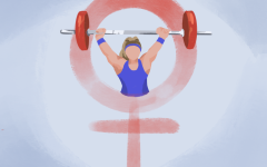 Female dominated sports have embraced a mentality of concealing unimaginable strength with grace, promoting the societal ideal of female delicacy. Through weightlifting, though, women can learn to value their strength as a contribution to their femininity, not a deterrent of it.